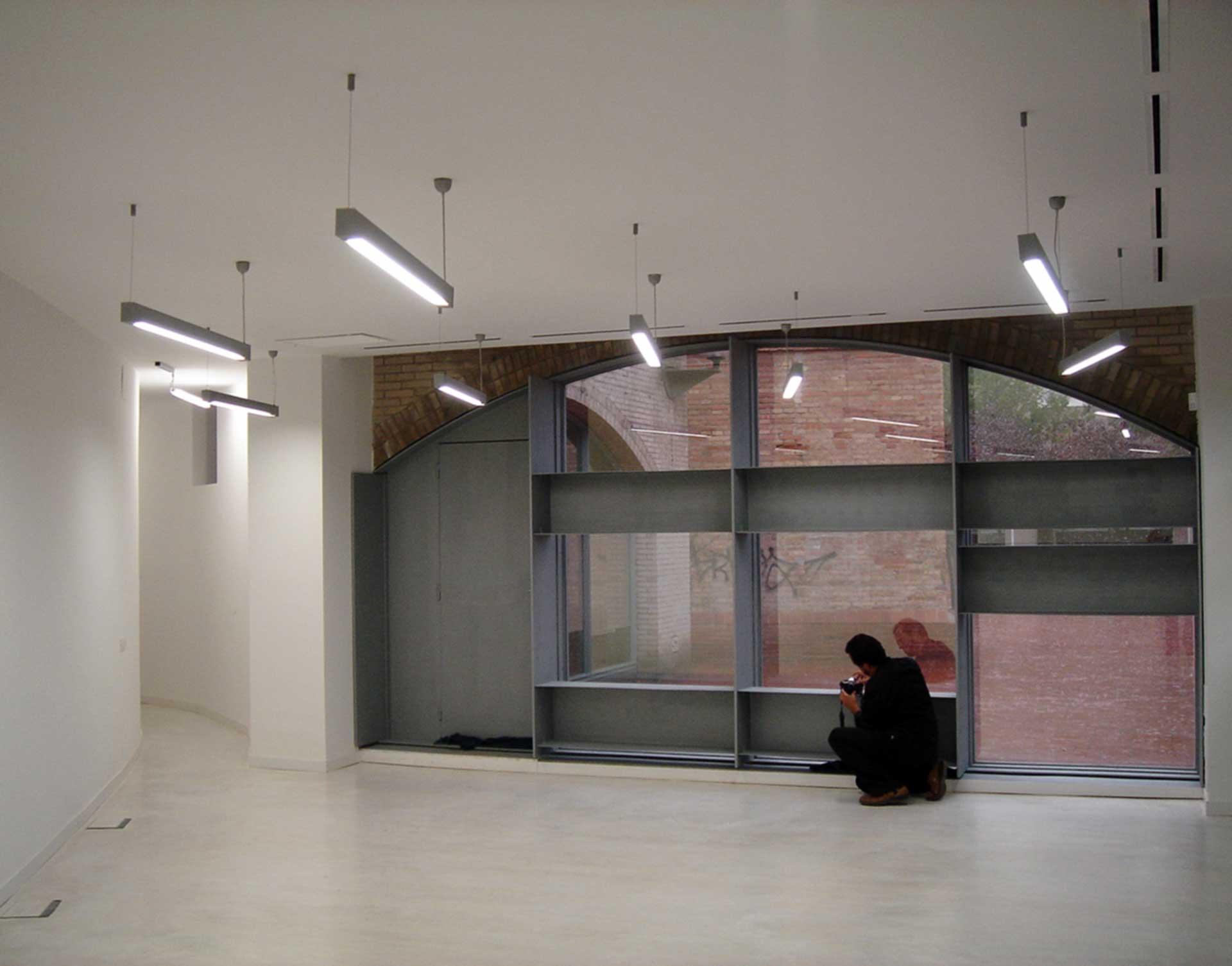 Oficinas de Esteyco @Marc García-Durán, arquitecto