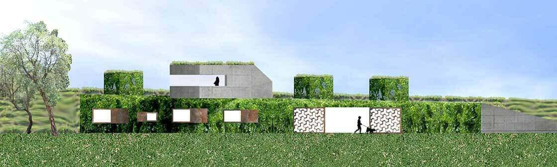 Casa Chameleon @Marc García-Durán, arquitecto