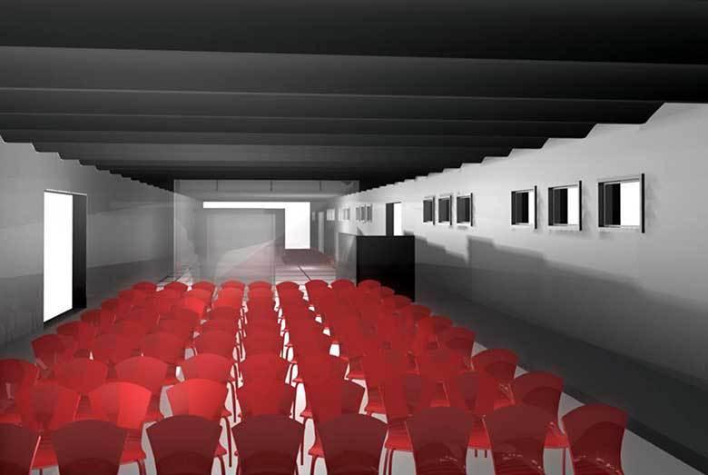 Oficinas Roc Boronat @Marc García-Durán, arquitecto