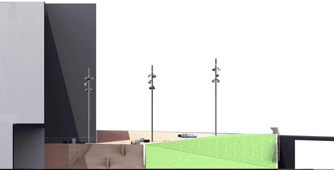 Plaza Pallars @Marc García-Durán, arquitecto