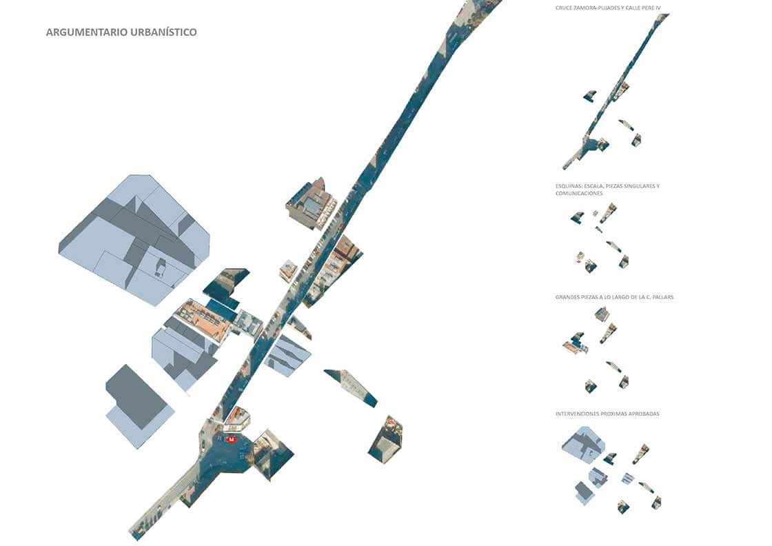 Sub-Sector 4 - Argumentario Urbanistico @Marc García-Durán, arquitecto