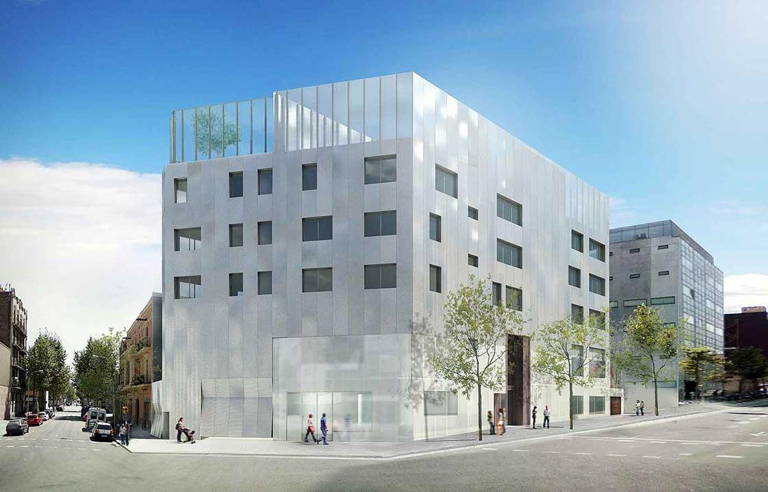 Edificio Suvisa @Marc García-Durán, arquitecto