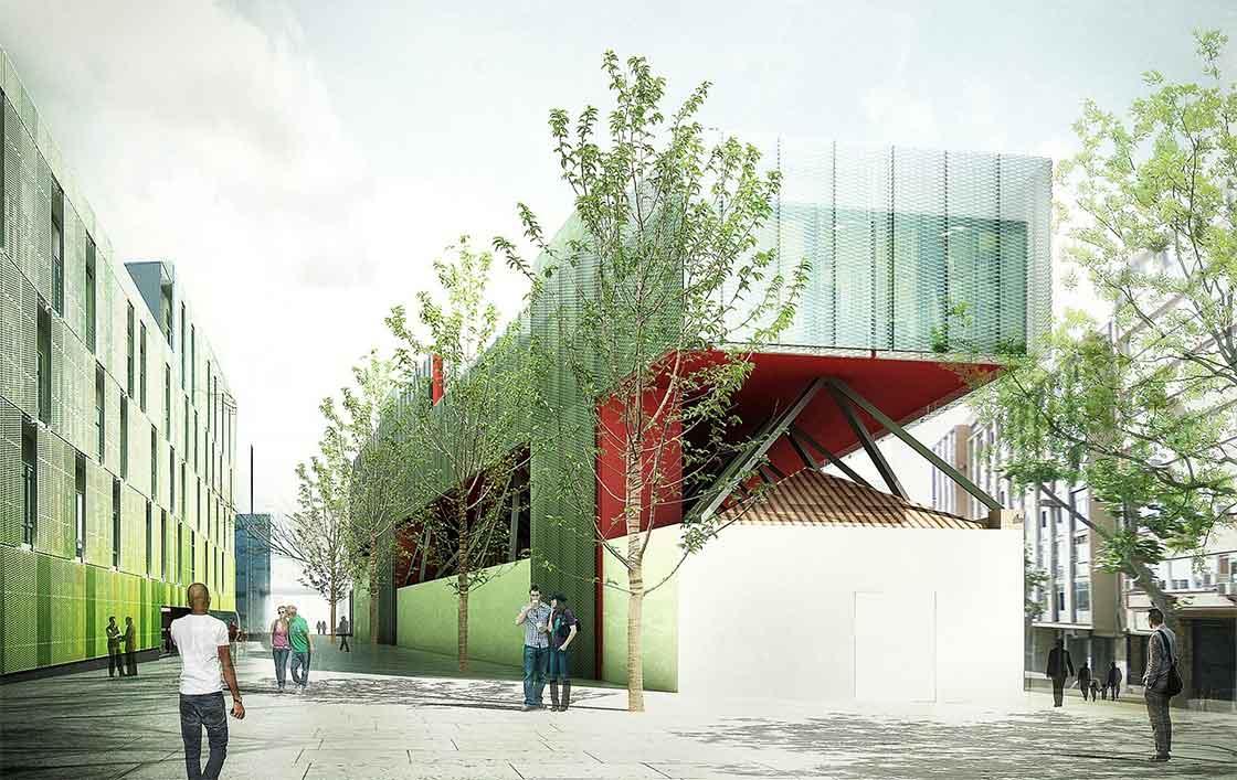 Remonta Oveja Negra @Marc García-Durán, arquitecto