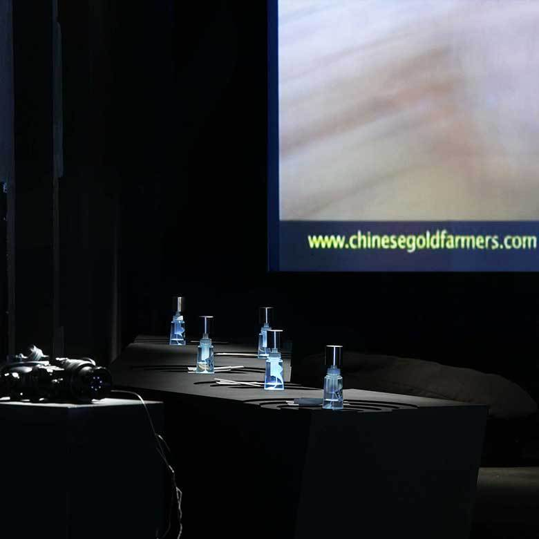 Societats Virtuals - exposición @Marc García-Durán, arquitecto