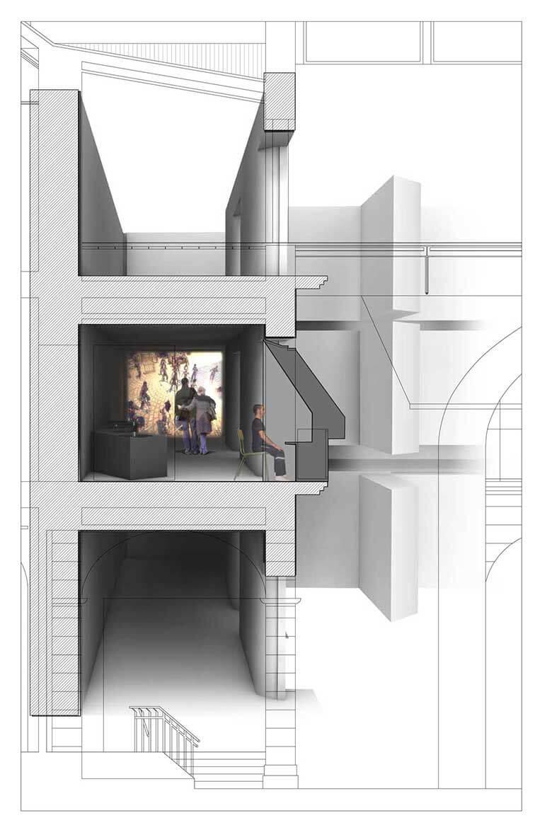 Societats Virtuals - seccion @Marc García-Durán, arquitecto