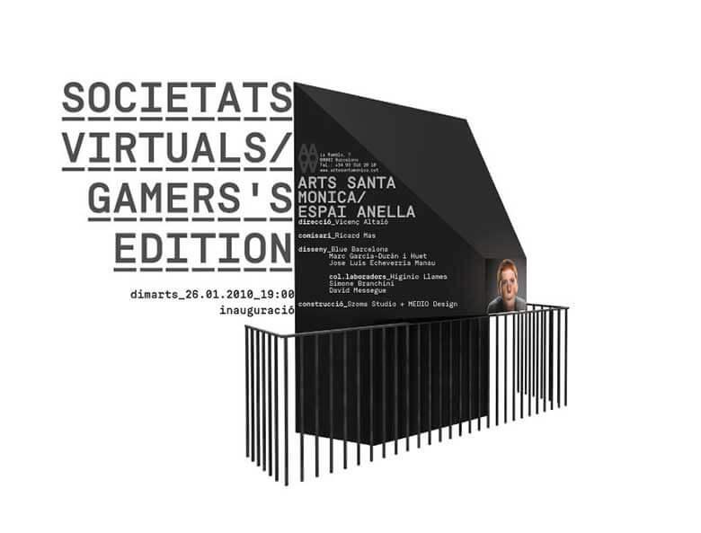 Societats Virtuals @Marc García-Durán, arquitecto