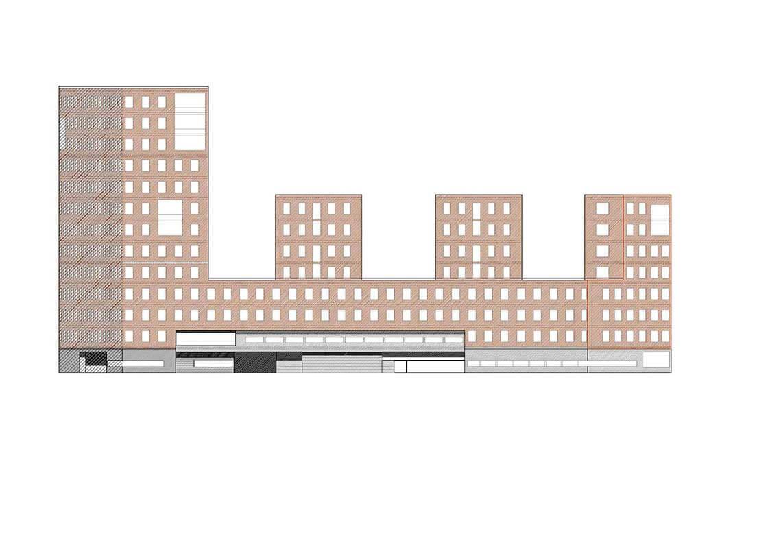 Sub-Sector 1 @Marc García-Durán, arquitecto