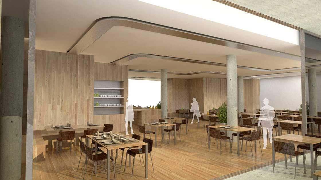 Restaurante BENBA @Marc García-Durán, arquitecto