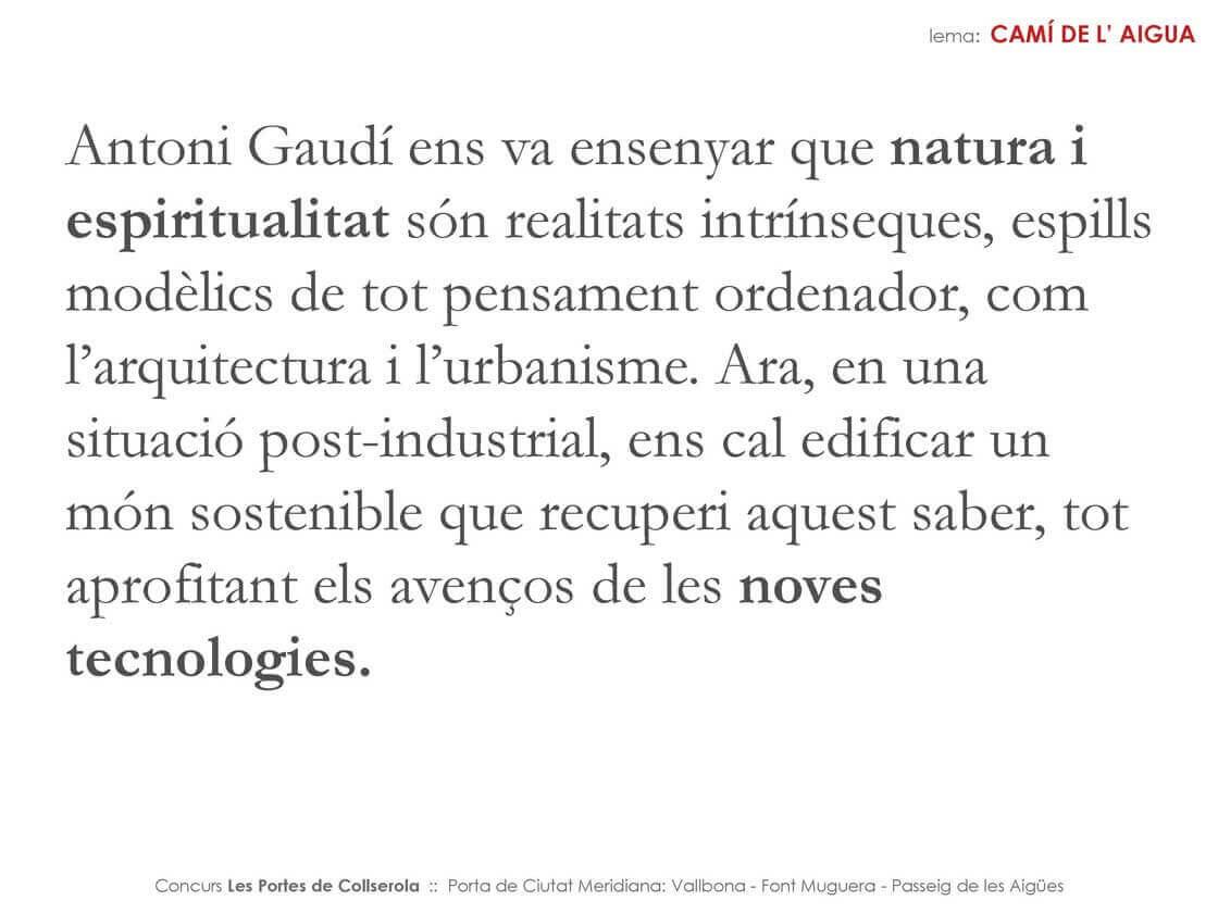 Presentació Camí de l'Aigua Page_06 @Marc García-Durán, arquitecto