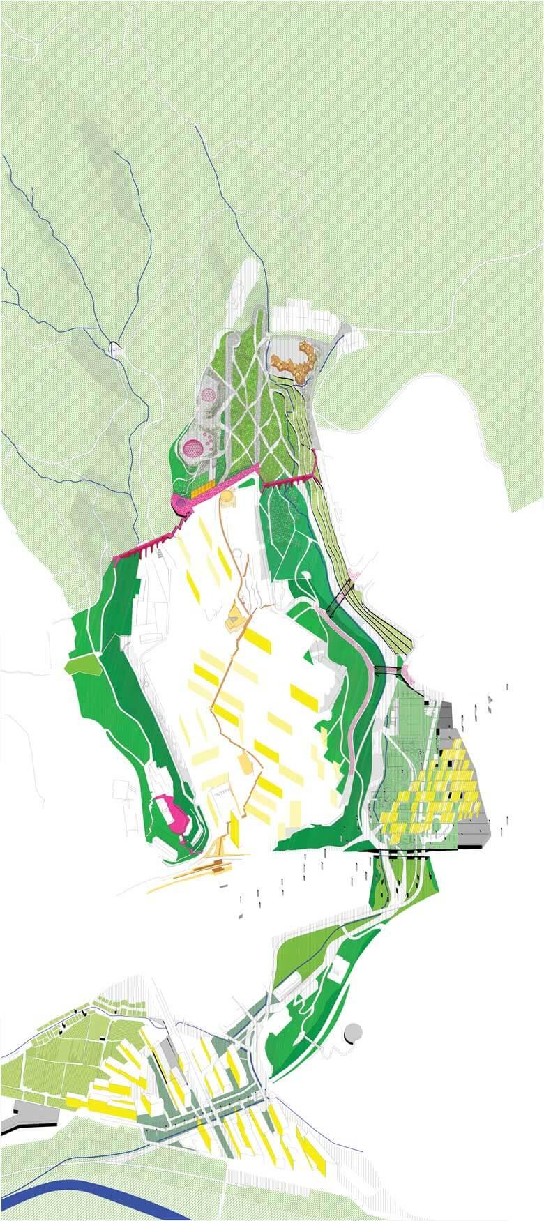 Camí de l'Aigua - nou paisatge @Marc García-Durán, arquitecto
