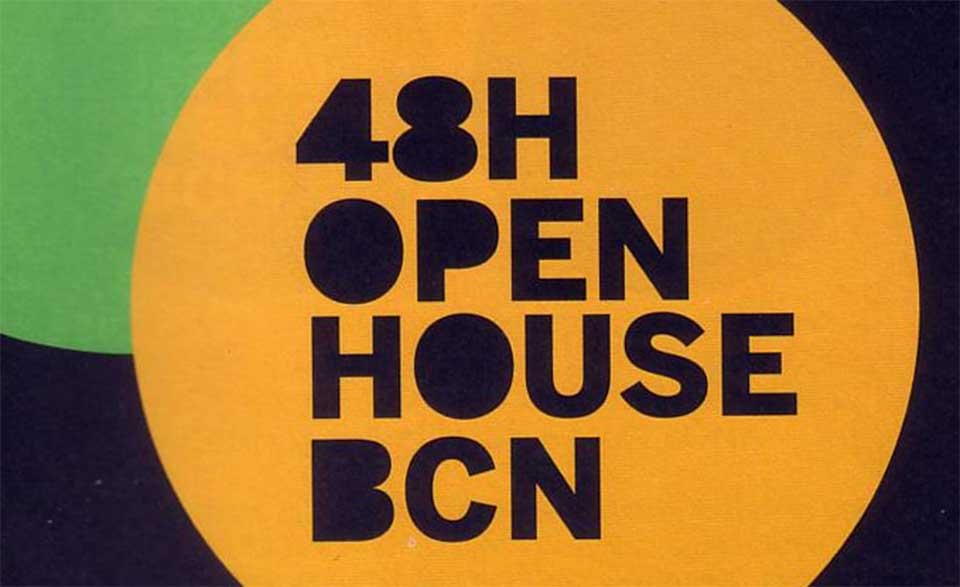 48h open house bcn @Marc García-Durán, arquitecto