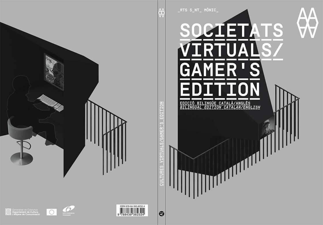 Societats Virtuals - catalogo @Marc García-Durán, arquitecto