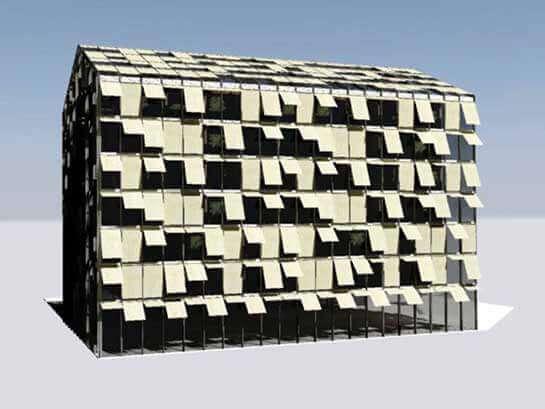 Hotel GAIA @Marc García-Durán, arquitecto