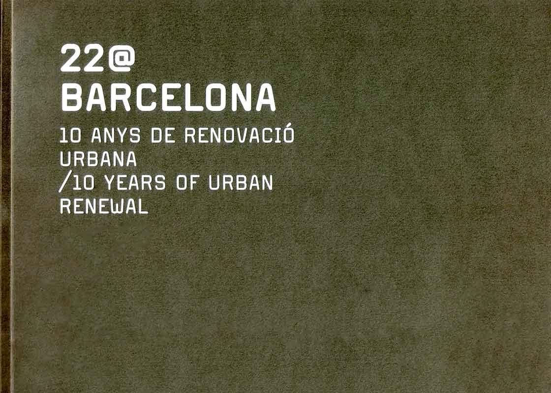 22 @ - portada @Marc García-Durán, arquitecto