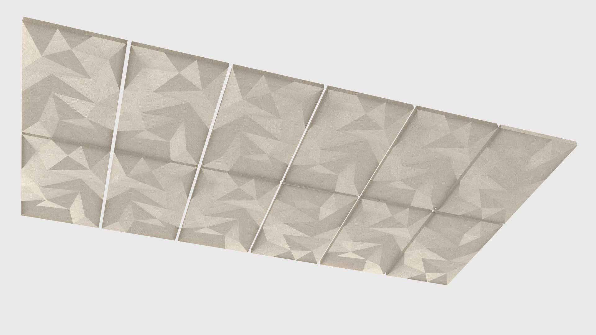 Active Office techo-origami @Marc García-Durán, arquitecto