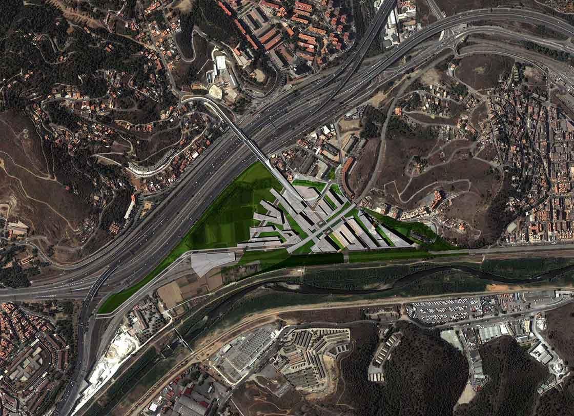 ARE Vallbona @Marc García-Durán, arquitecto
