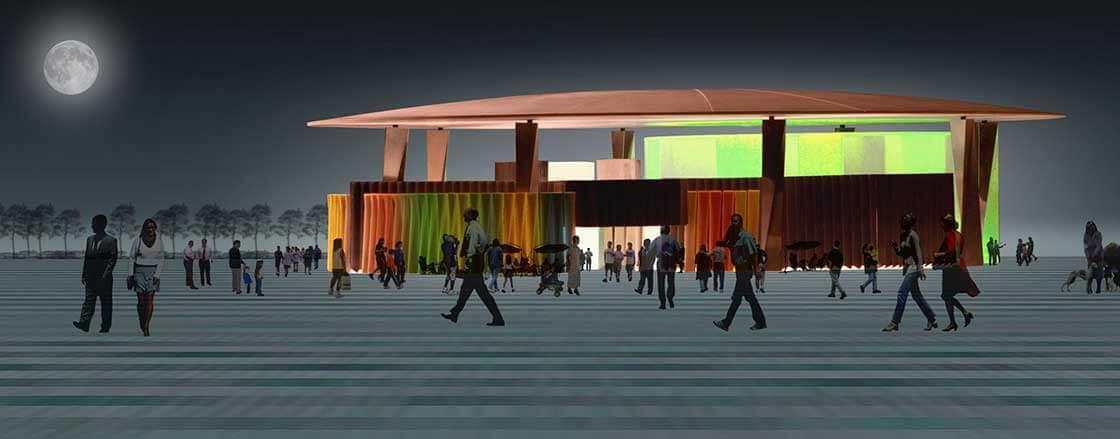 Pabellón Expo Zaragoza @Marc García-Durán, arquitecto