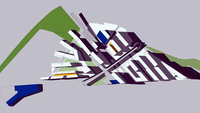 ARE Vallbona - Solsticio Invierno 13h @Marc García-Durán, arquitecto