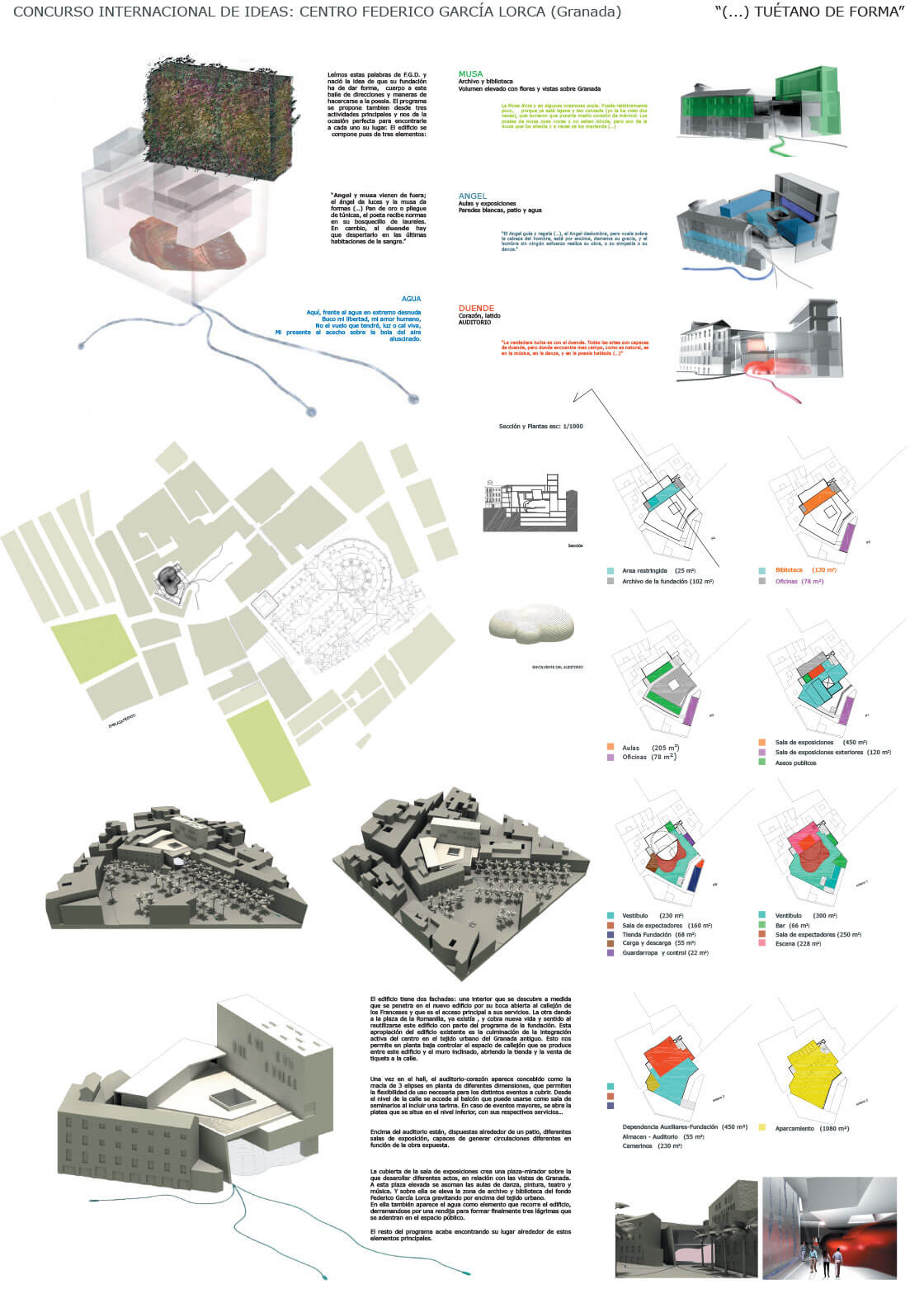 Centro Federico García Lorca @Marc García-Durán, arquitecto