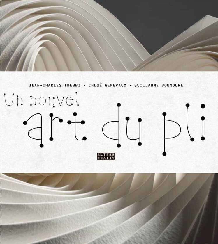 Un nouvelle art du pli - portada @Marc García-Durán, arquitecto