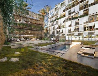 Vista Exterior Hotel GAIA @Marc García-Durán, arquitecto